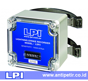 LPI Lightning Counter